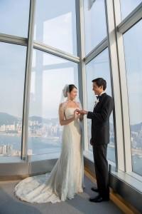天际100 婚礼